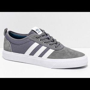 Adidas Adi-ease Grey Skate Shoes